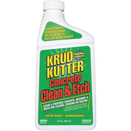 Krud Kutter 32 Oz. Concrete Clean & Etch